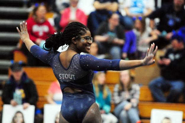 UW-Stout Blue Devils Gymnastics vs. Winona St.